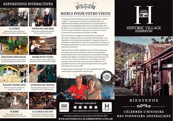 Download Historic Village Herberton Brochure