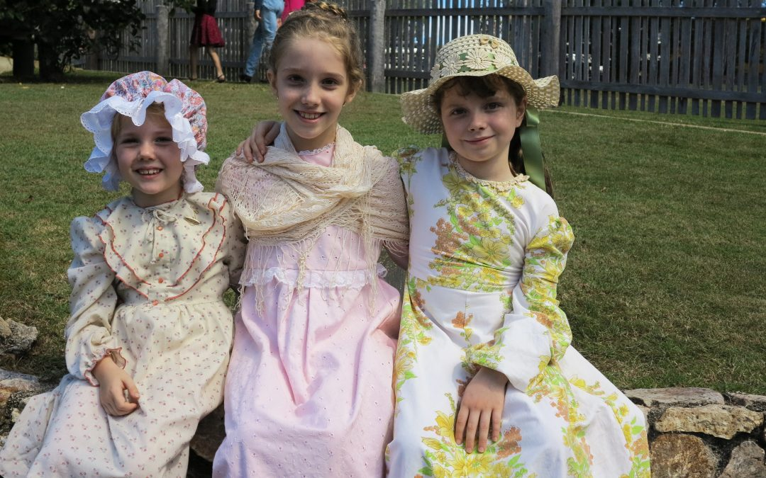 Dress The Part For Pioneer Weekend