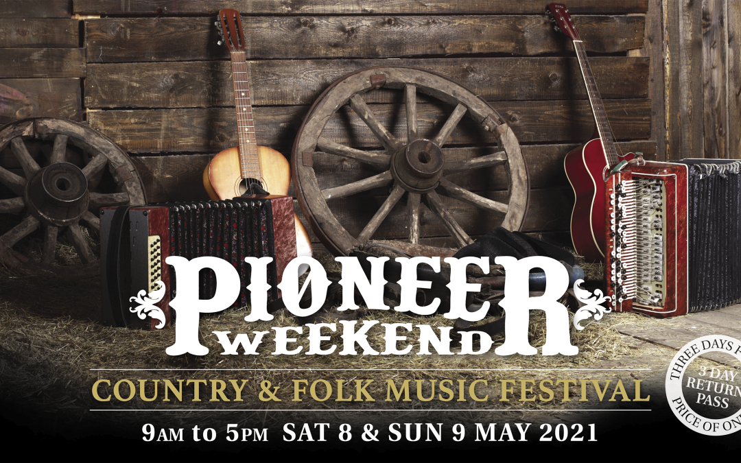 Steam-Powered Music and Family Fun at Pioneer Weekend
